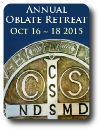 Annual Oblate Retreat